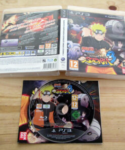Naruto Shippuden: Ultimate Ninja Storm 3 PS3