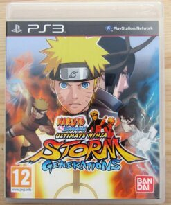 Naruto Shippuden: Ultimate Ninja Storm Generations PS3