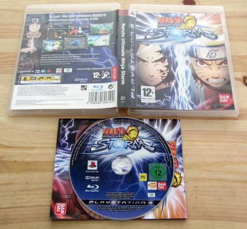 Naruto Shippuden: Ultimate Ninja Storm PS3