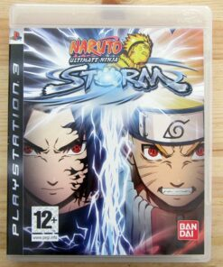 Naruto Shippuden: Ultimate Ninja Storm PS3