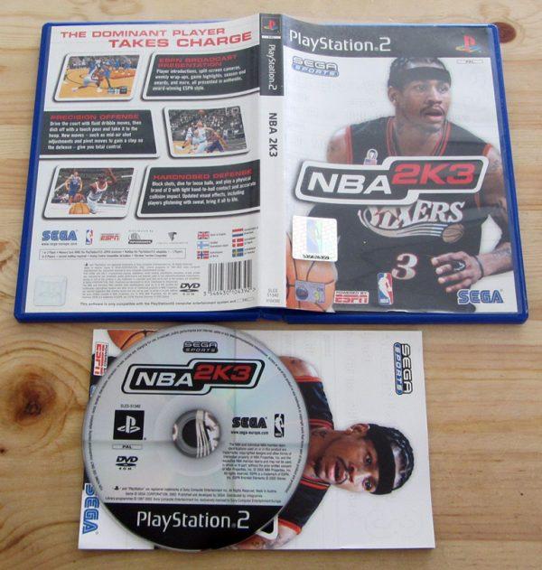 NBA 2K3 PS2