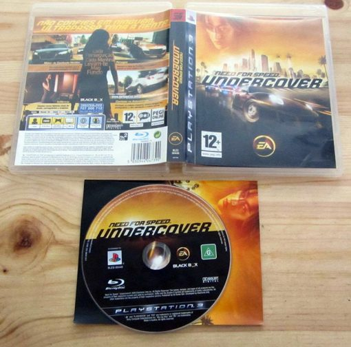Need for Speed: Undercover PS3