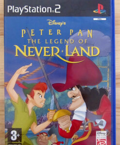 Peter Pan: The Legend of Never Land PS2