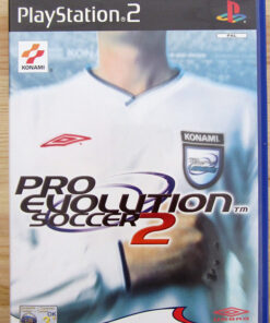 Pro Evolution Soccer 2 PS2