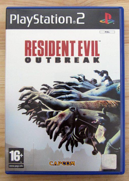 Resident Evil: Outbreak PS2