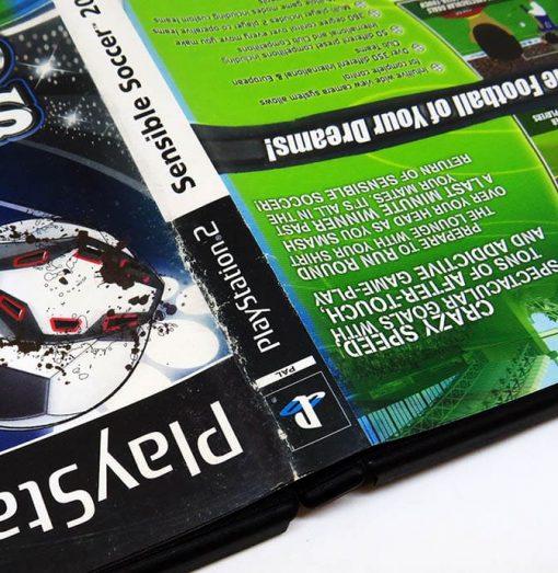 Sensible Soccer 2006 PS2