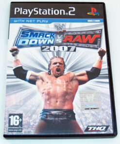 Smackdown vs Raw 2007 PS2
