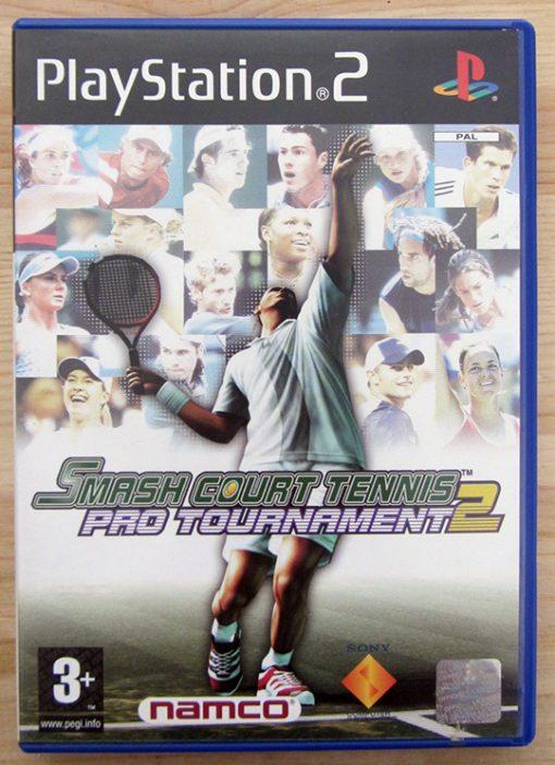 Smash Court Tennis Pro Tournament 2 PS2