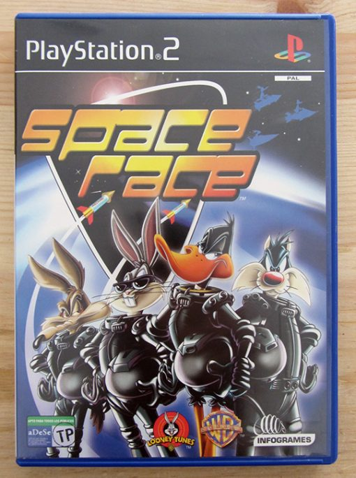 Space Race PS2