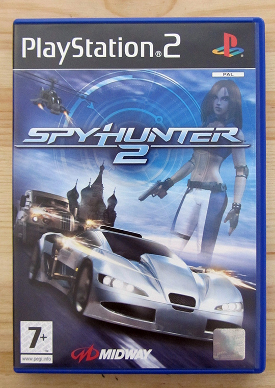 SpyHunter 2 PS2