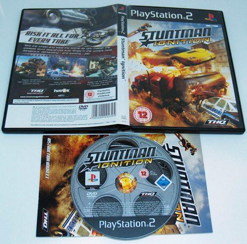 Stuntman: Ignition PS2