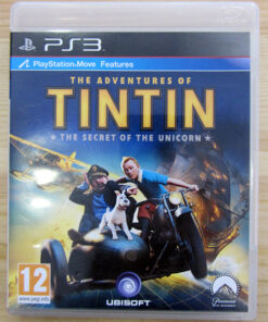 The Adventures of Tintin: The Secret of the Unicorn PS3
