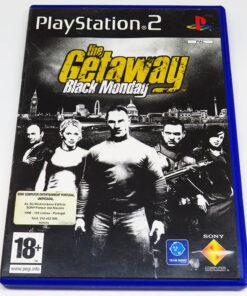 The Getaway: Black Monday PS2