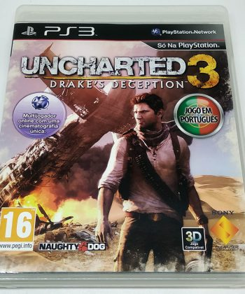 Uncharted 3: Drake's Deception PS3