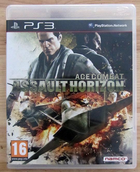 Ace Combat: Assault Horizon PS3