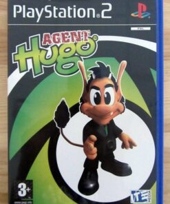 Agent Hugo PS2