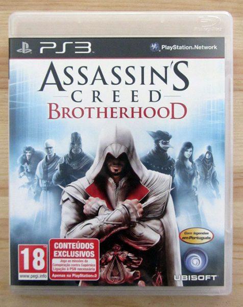 Assassin's Creed: Brotherhood PS3