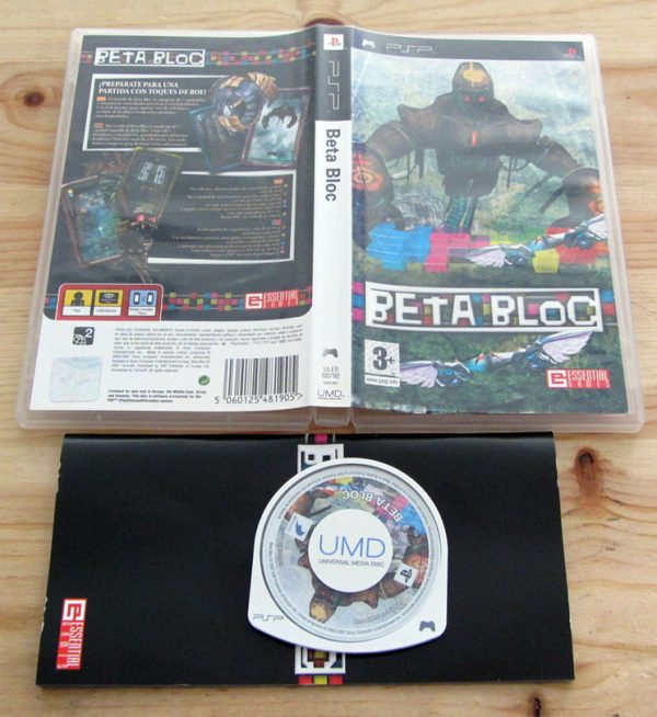 Beta Bloc PSP
