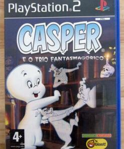 Casper e o Trio Fantasmagórico PS2