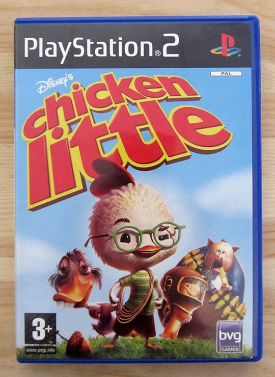 Chicken Little PS2