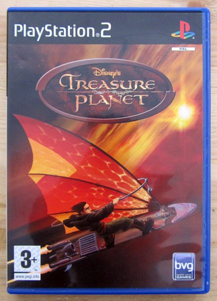 Disney's Treasure Planet PS2