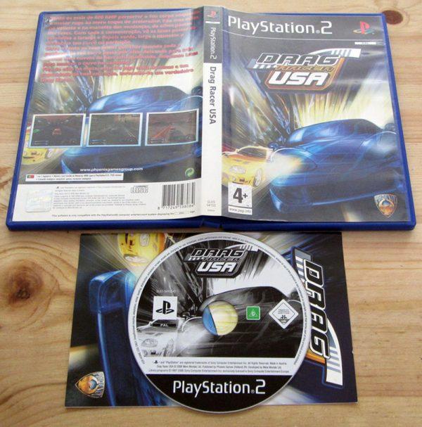 Drag Racer USA PS2