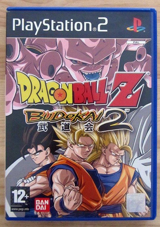 Dragon Ball Z: Budokai 2 PS2
