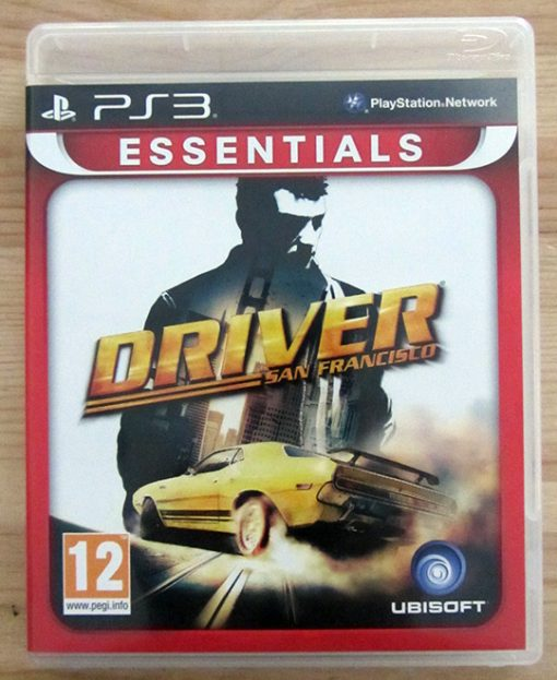 Driver: San Francisco PS3