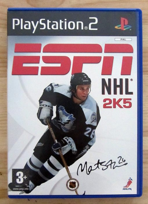 ESPN NHL 2K5 PS2
