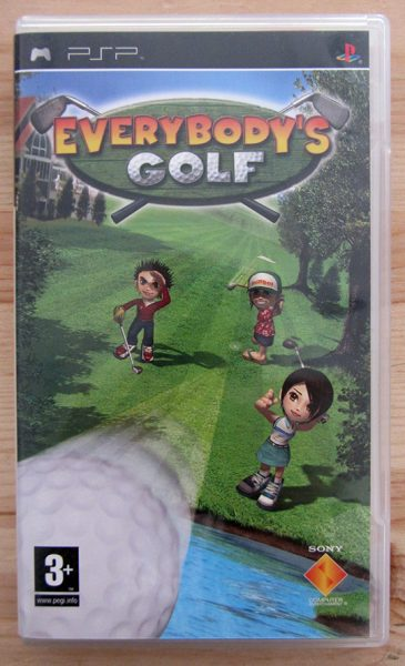 Everybody's Golf PSP