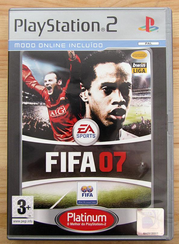 Fifa 07 PS2