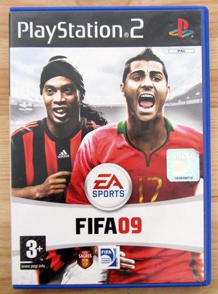 Fifa 09 PS2