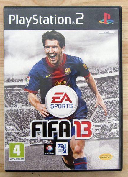 Fifa 13 PS2
