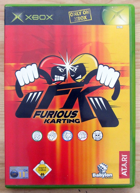 Furious Karting XBOX