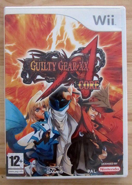 Guilty Gear Core Wii