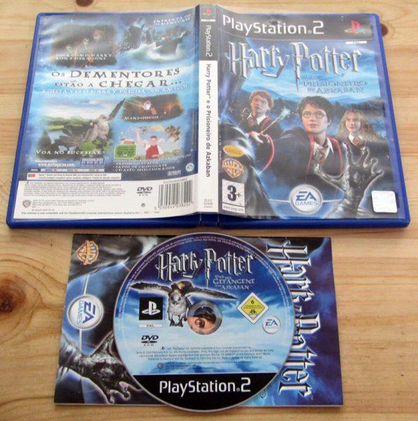 Harry Potter e o Prisioneiro de Azkaban PS2