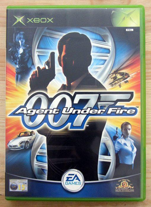 James Bond 007: Agent Under Fire XBOX