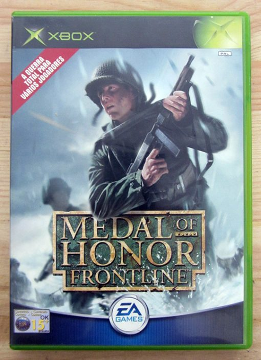 Medal of Honor: Frontline XBOX