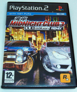 Midnight Club 3: DUB Edition Remix PS2