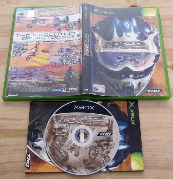 MX 2002 XBOX