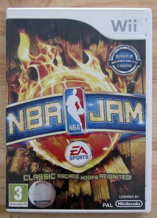 NBA Jam Wii
