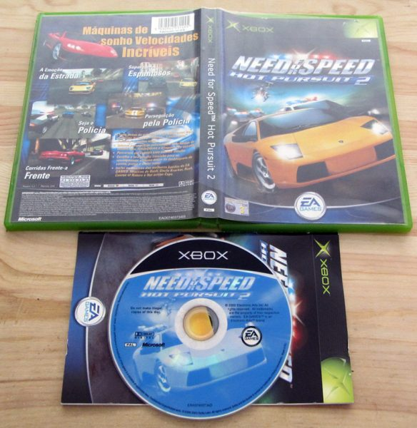 Need for Speed: Hot Pursuit 2 XBOX