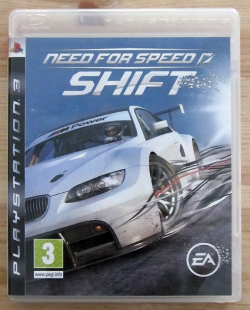 Need for Speed: Shift PS3