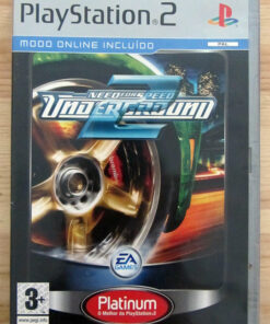 Need for Speed: Underground 2 PS2
