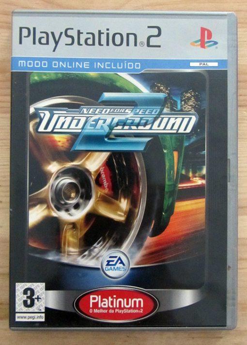 Need for Speed: Underground 2 PS2