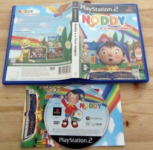 Noddy e o Livro Mágico PS2