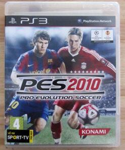 Pro Evolution Soccer 2010 PS3