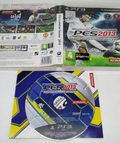 Pro Evolution Soccer 2013 PS3