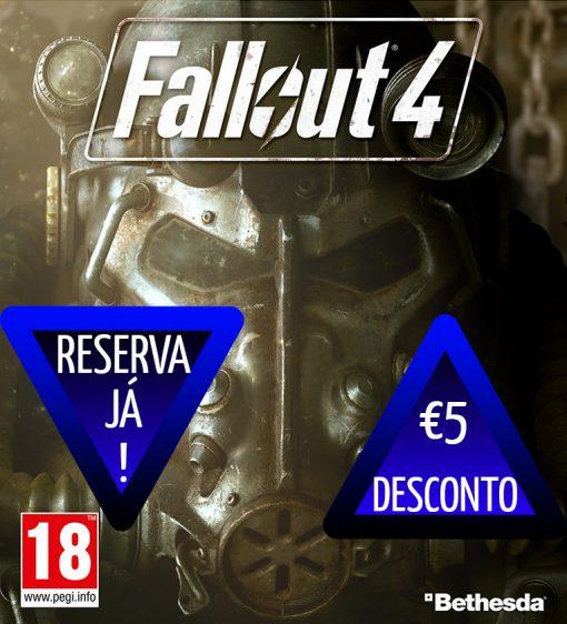 Reserva Fallout 4