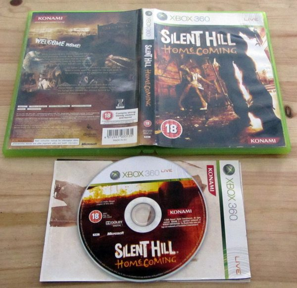 Silent Hill: Homecoming X360